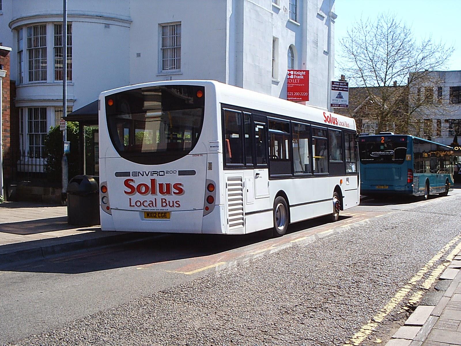 Mattybuzz Trip to Tamworth Sutton Coldfield 18042015