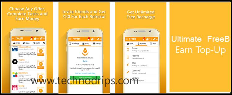 Ultimate FreeB - Free Recharge
