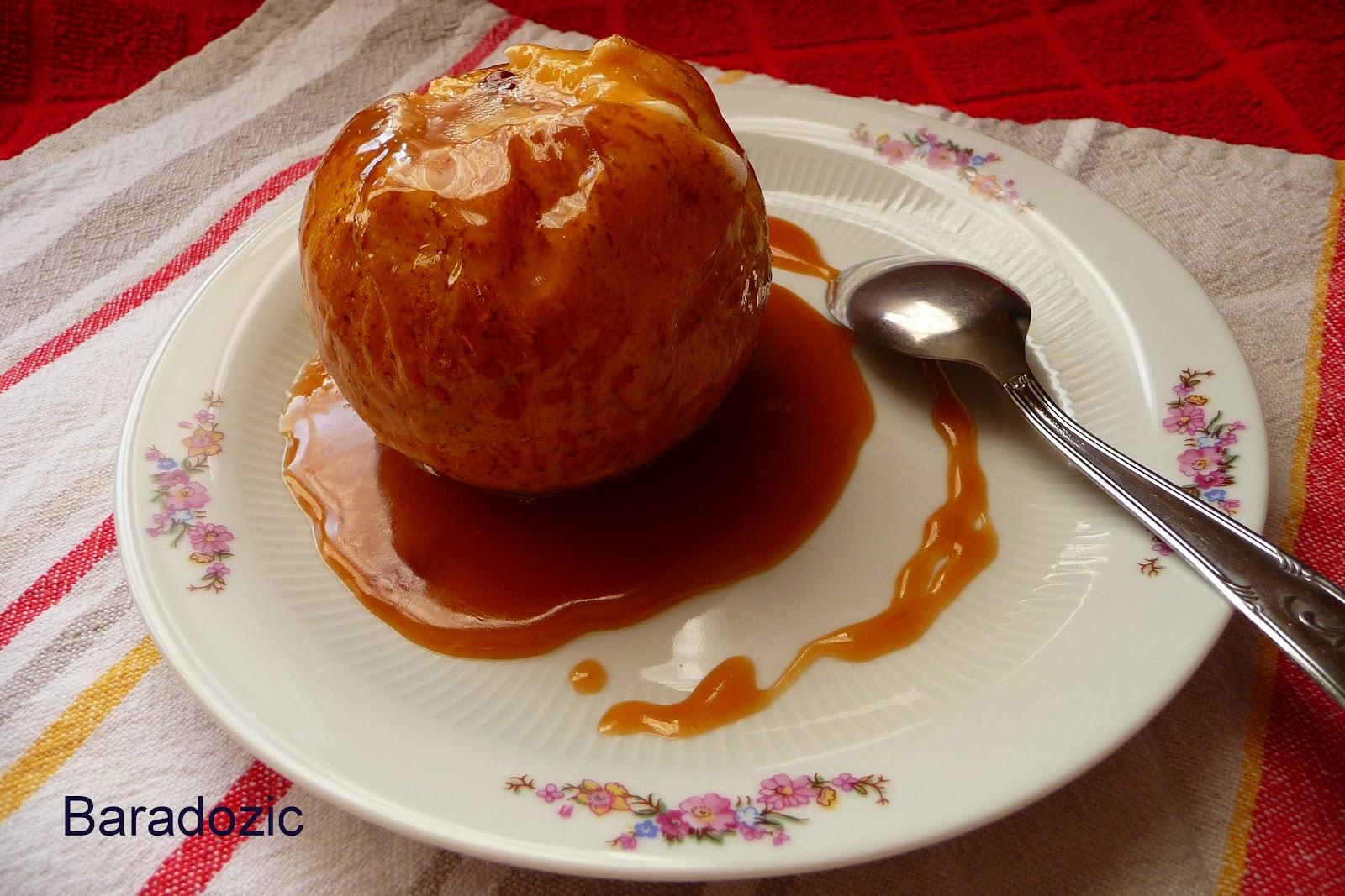 pommes au four au beurre sal 233 les d 233 lices de baradozic