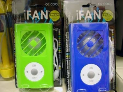 iFan in iPod casing