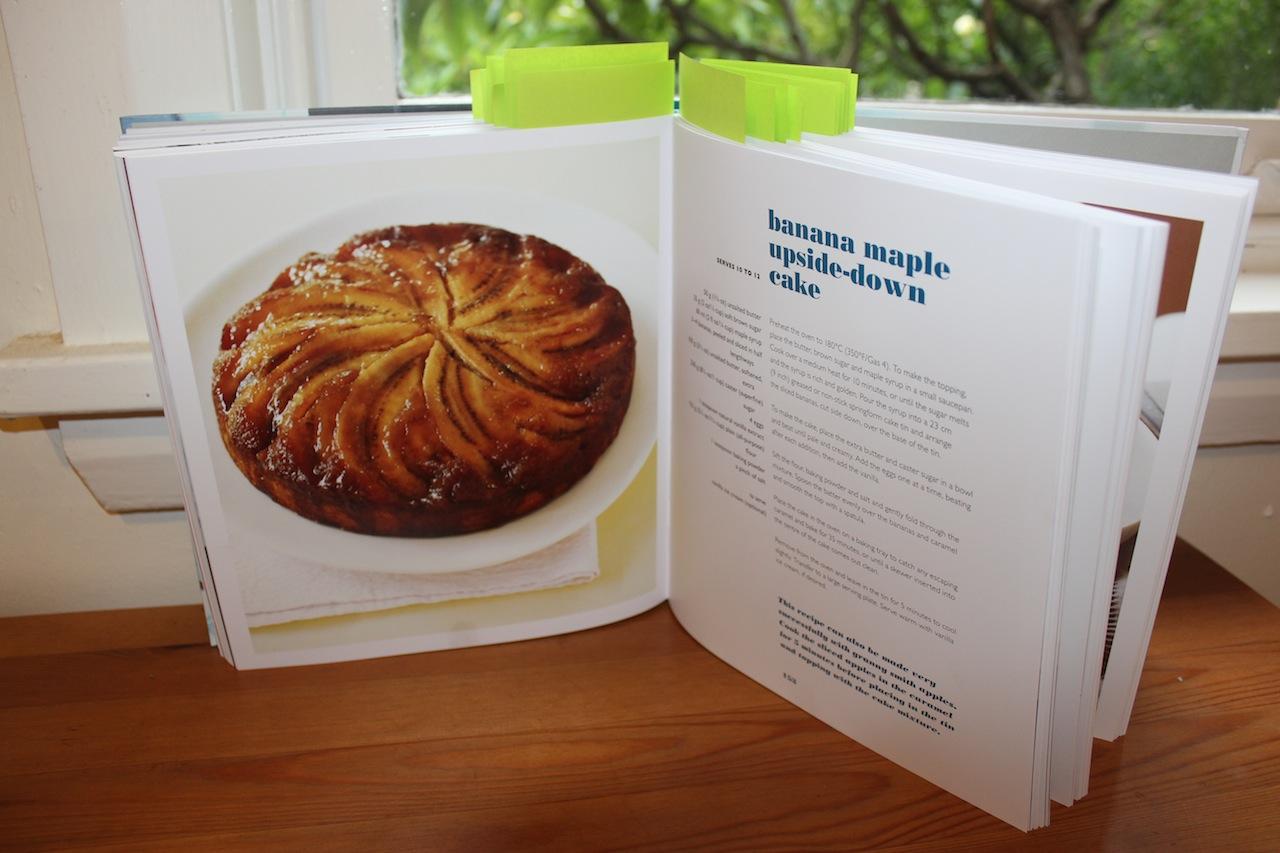 Bill Granger's Banana Maple Upside-Down Cake Recipes — Dishmaps
