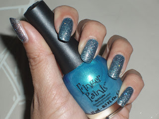 NOTD: China Glaze Some Like It Haute
