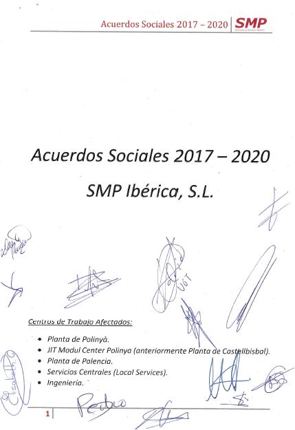 Acuerdos Sociales 2017-2020