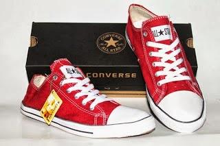 Sepatu Converse Classic merah murah,Sepatu Converse Classic ecer