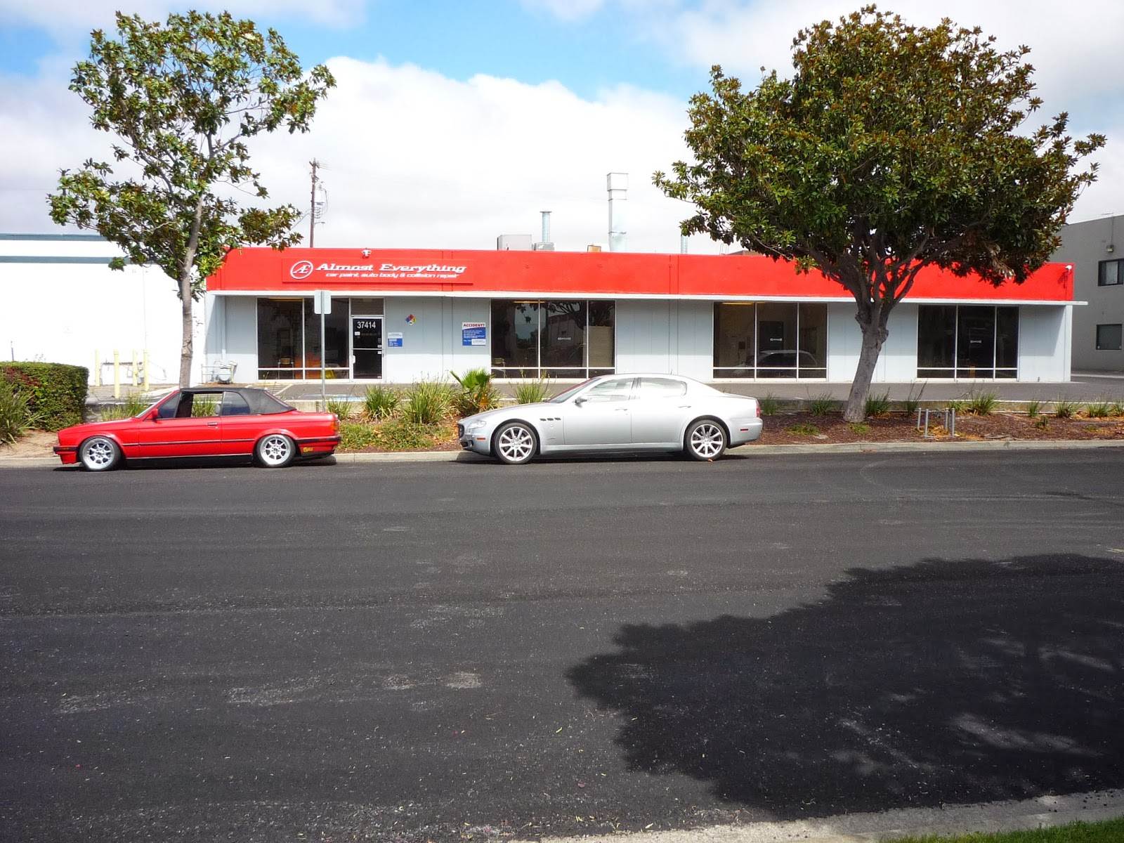Almost Everything Auto Body - Best Shop in San Francisco Bay Area