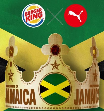 Food science japan burger king puma jamaica collaboration 1 - Cuisine collaborative ...