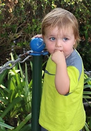 Our grandson John-Phillip - age 2