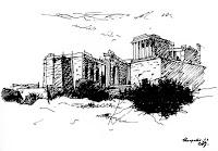 croquis (2) Louis Kahn