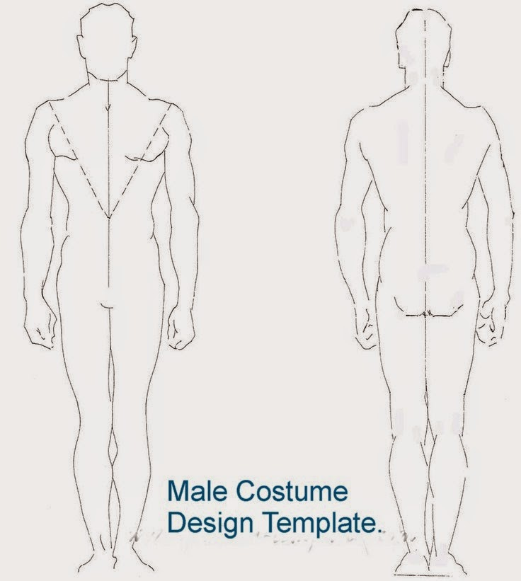 costume design templates