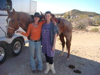 Nettie and Lana