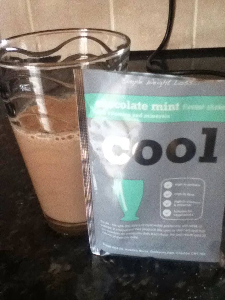 Exante Shakes, Mint Chocolate Chip Exante Shake, The Exante Diet, Diet, Exante, Low Calorie Replacement Meal
