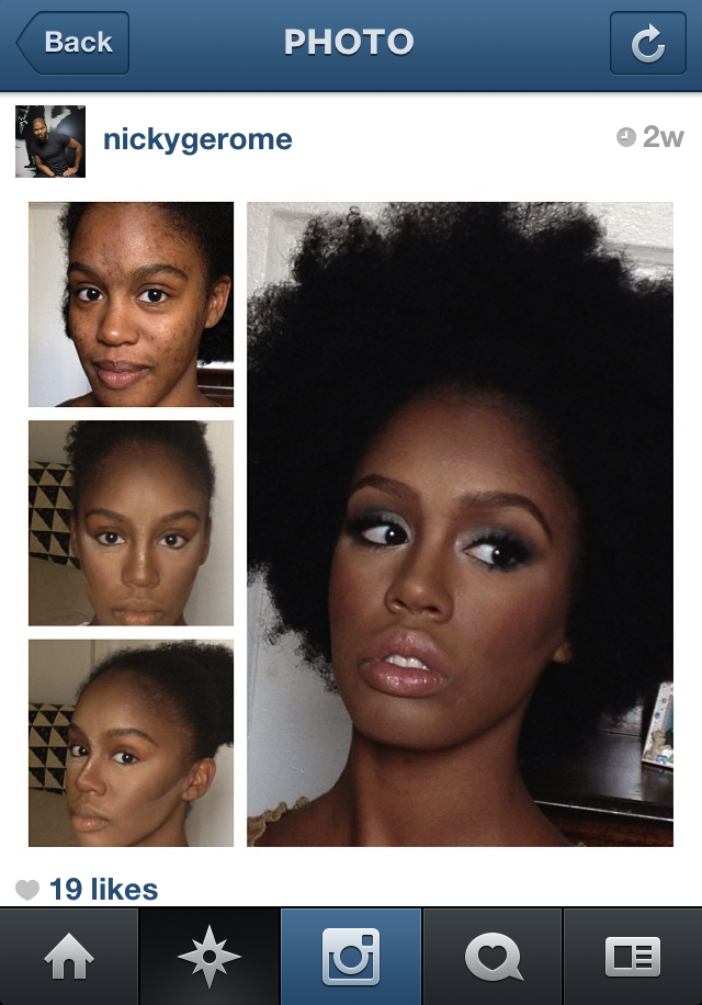 Everyday Life With Tish Black Opal True Color Stick Foundation
