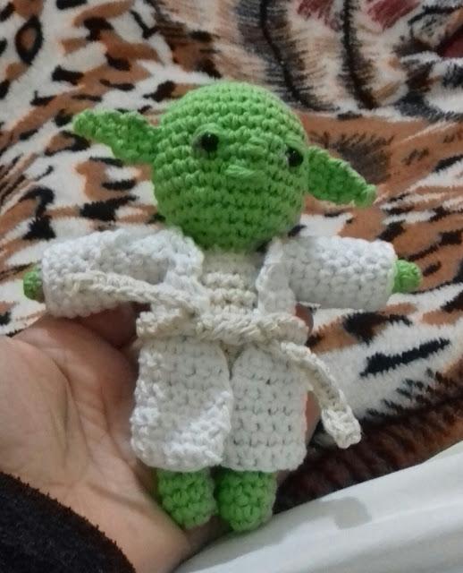 Pequeño Yoda