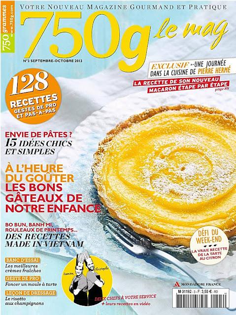 750g Le Mag - septembre - octobre 2013