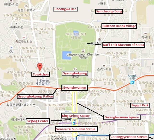 Travel Around The World Seoul III Lotte World Gyeongbokgung