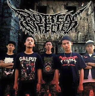 Rotten Infected - Band Death Metal Brebes - Jawa Tengah - Indonesia