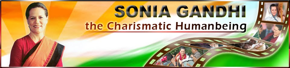 Sonia Gandhi the Charistmatic Humanbeing