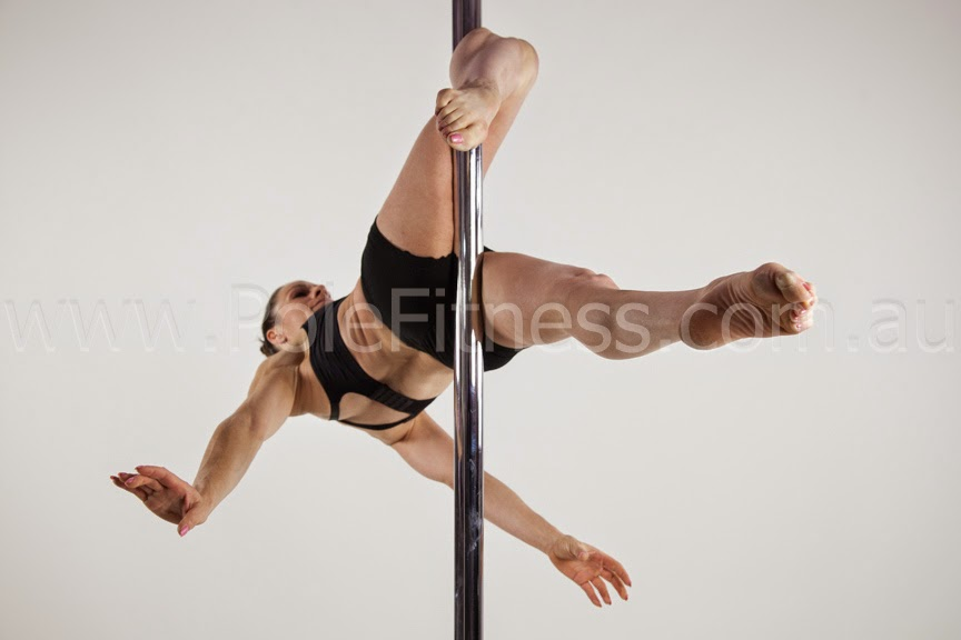 Angela Perry Director Pole Fitness Studios
