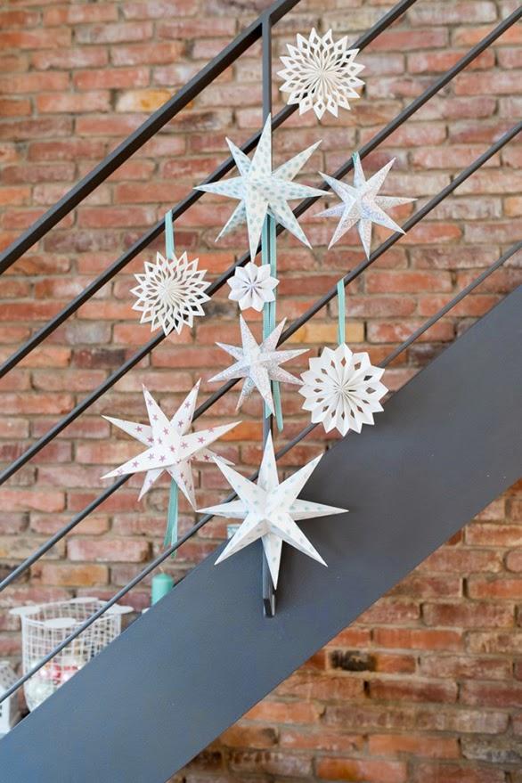 diy-papel-navidad-hazlo-tu-estrellas-papel-decoracion-navideña