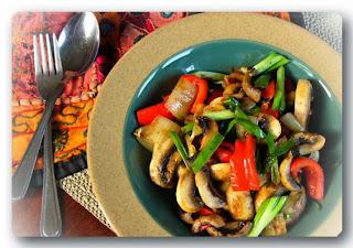 resep tumis jamur special