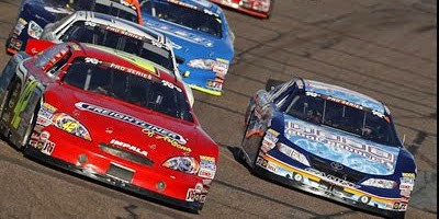 NASCAR K&N Pro Series West Cars