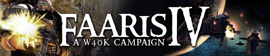 Faaris IV: La Quarta Guerra -campagna nazionale italiana