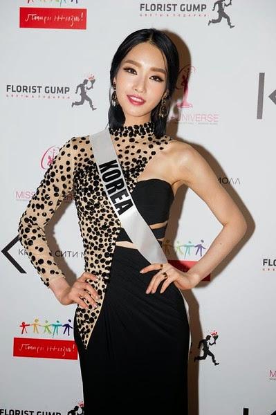 Miss korea nude photo