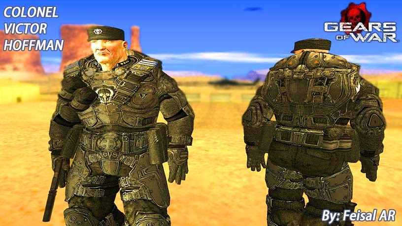 colonel victor hoffman gta
