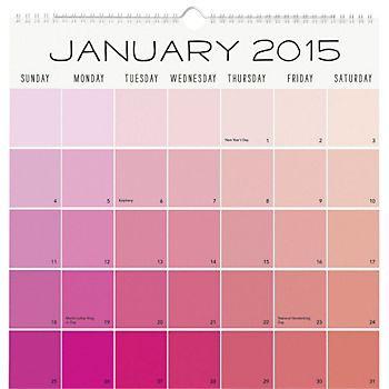 årskalender fra Papersource