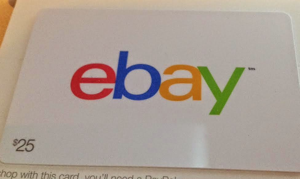 Books Bargains Blessings 25 EBay Gift Card Giveaway