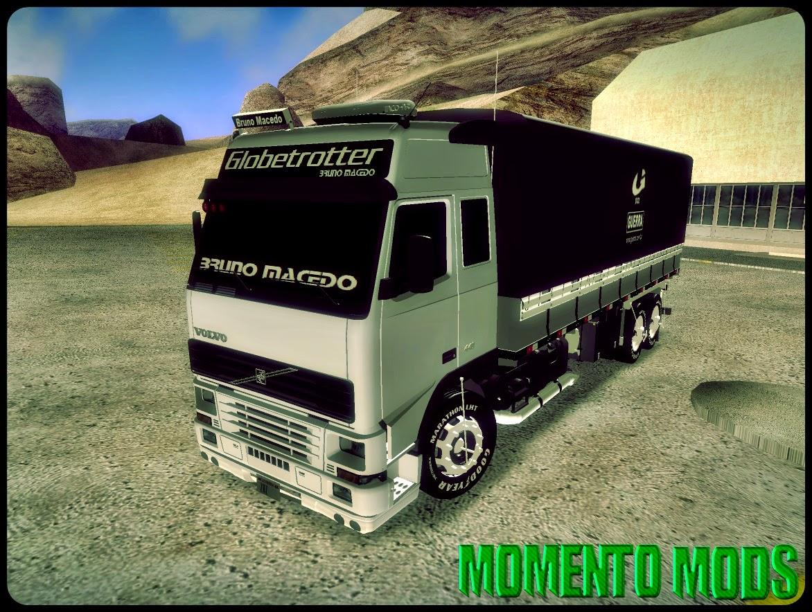 GTA SA - Volvo FH-12 2000