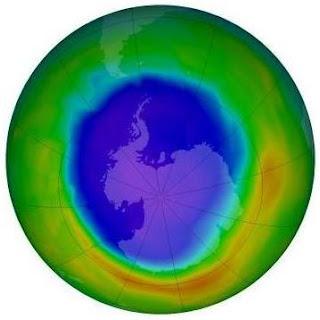 Dampak Rusaknya Lapisan Ozon