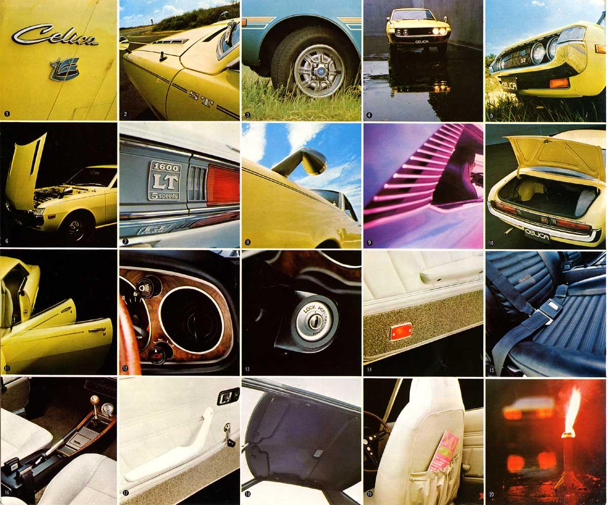 トヨタ・セリカ、 日本車、 スポーツカー、 クラシックカー、