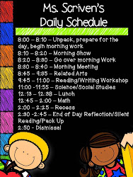 Class Daily Schedule