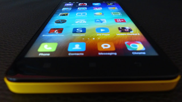 The Lenovo K3 Note