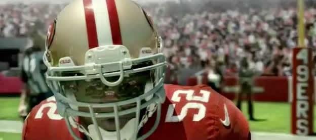 Nike y Bose le roban el spot a Duracell promocionando la NFL