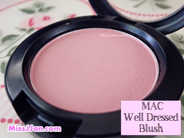 Mac Well Dressed Blush Has