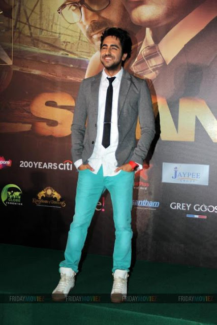 vicky donor - (7) - IIFA Red Carpet Pics 2012
