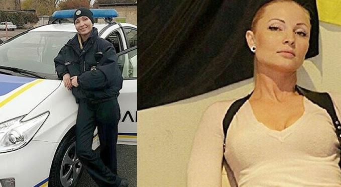 Αυτή είναι η πανέμορφη Ουκρανή αστυνομικός που πέθανε έπειτα από φτύσιμο κακοποιού που έπασχε από φυματίωση