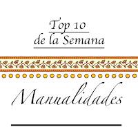 Top 10 manualidades más populares de la semana