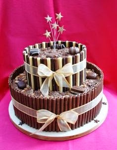 Tortas de Chocolate, parte 6