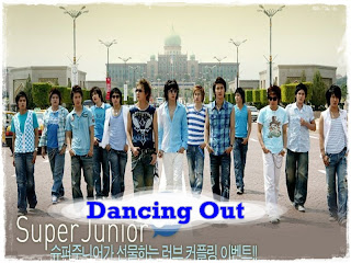Lirik Lagu Super Junior - Dancing Out | Lirik Terpopuler