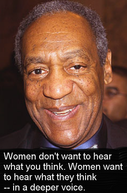 Bill Cosby Quote relationships