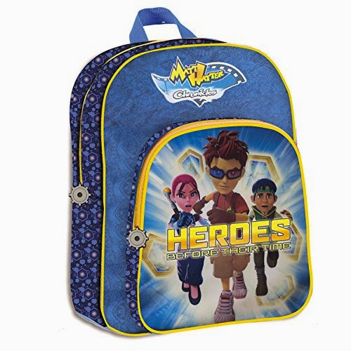 MATERIAL ESCOLAR - Matt Hatter Chronicles - Mochila