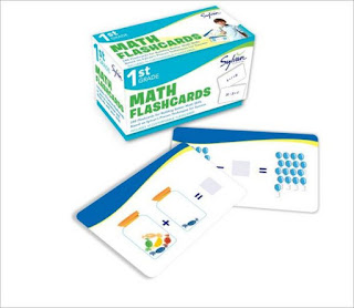Sylvan 1st Grade Math Flashcards