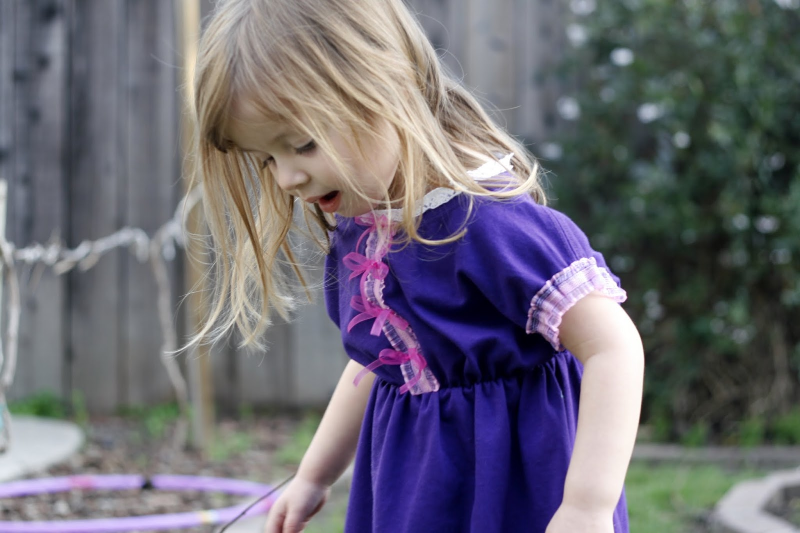 easy princess dress