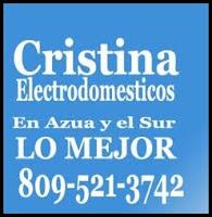 Cristina electrodomesticos