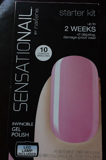 Product review sensationail gel polish kit the modest closet i love nail polish but dont necessarily enjoy paying another person at a salon to do something i can do myself solutioingenieria Image collections