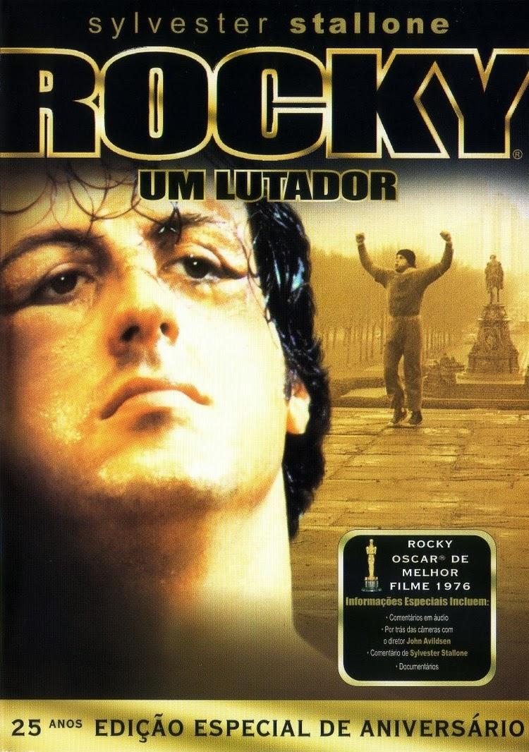 Rocky: Um Lutador – Dublado (1976)