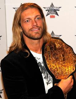 اخر اخبار المصارع ايدج 2012  Edge